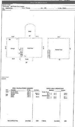 409 N 21st Ave, Hattiesburg, MS 39401