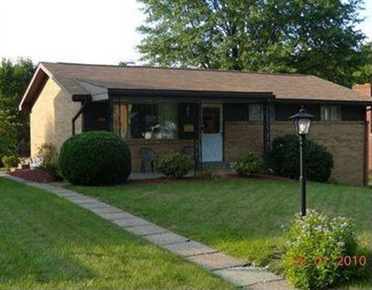 116 Manchester Dr, Irwin, PA 15642