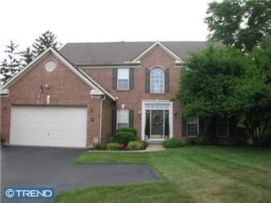 8 Huntingdon Farm Dr, Glen Mills, PA 19342