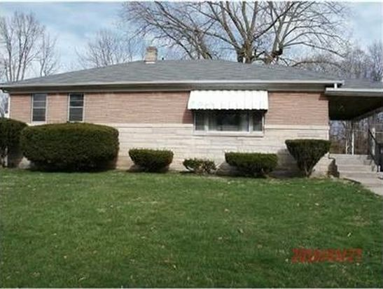 2945 N Warman Ave, Indianapolis, IN 46222