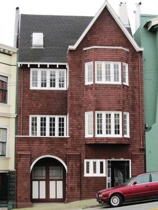 1951 Turk St, San Francisco, CA 94115