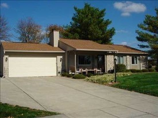 3748 Pleasant Lake Dr, Indianapolis, IN 46227