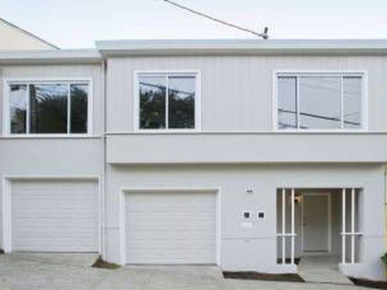 224 Glenview Dr, San Francisco, CA 94131