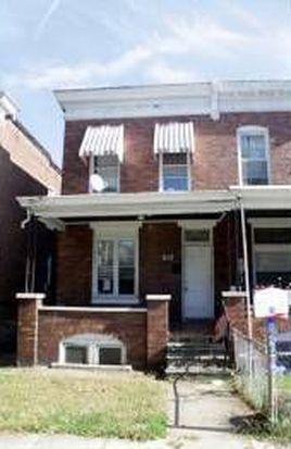 1127 Ashburton St, Baltimore, MD 21216