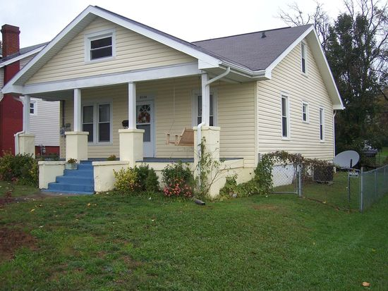 1114 Baxter St, Johnson City, TN 37601