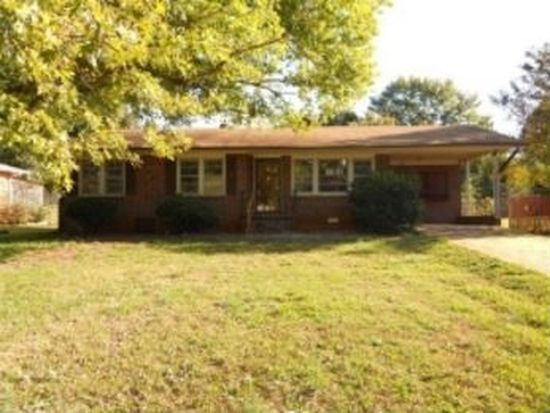 906 Ferry St, Anderson, SC 29626