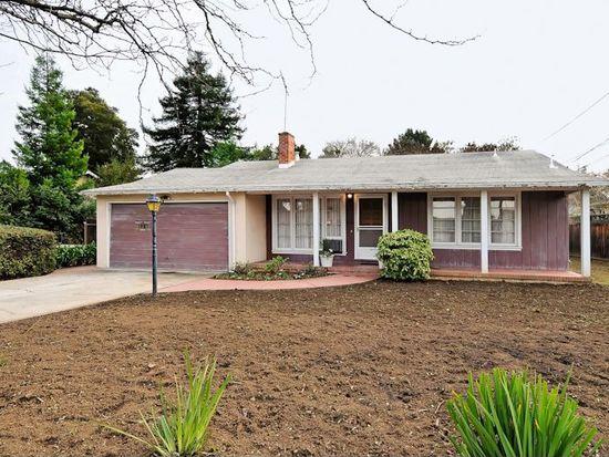 1725 Pilgrim Ave, Mountain View, CA 94040