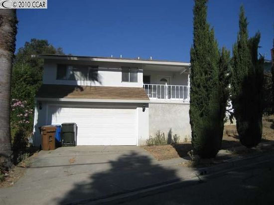 1301 Grandview Dr, Martinez, CA 94553