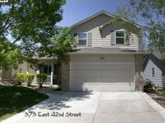 373 E 42nd St, Loveland, CO 80538