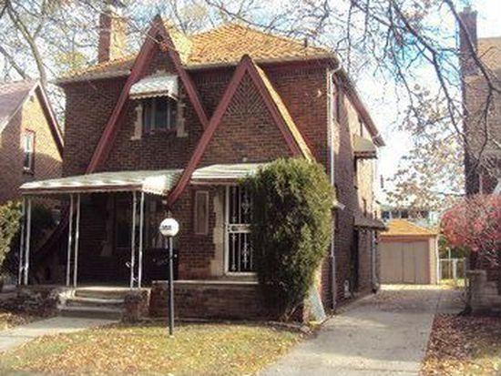 16818 Manor St, Detroit, MI 48221