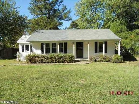9130 Germont Ave, North Chesterfield, VA 23237