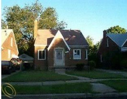 11201 Roxbury St, Detroit, MI 48224