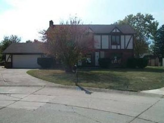 815 Briarwood Ct, Anderson, IN 46012