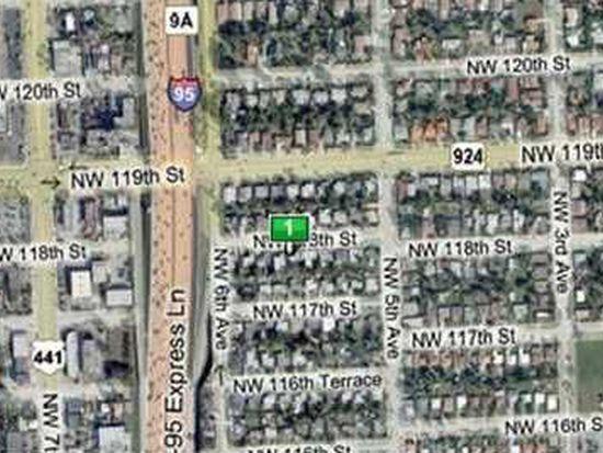 550 NW 118th St, Miami, FL 33168