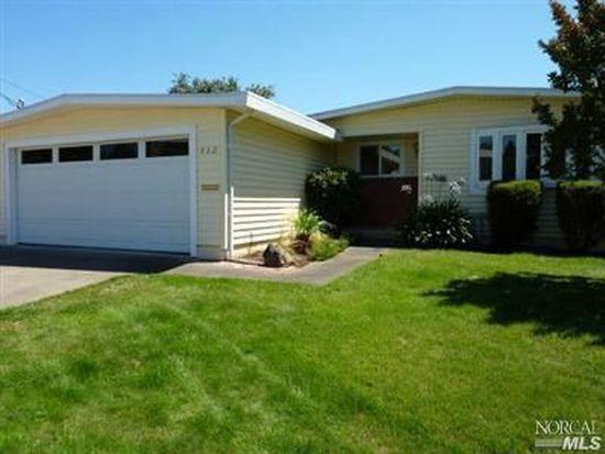 432 San Gabriel Dr, Sonoma, CA 95476