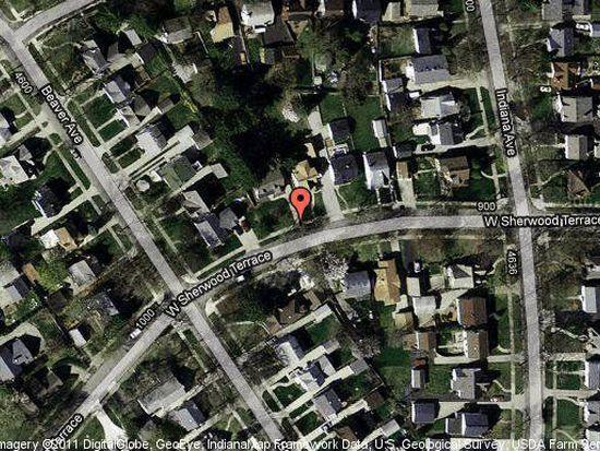 928 W Sherwood Ter, Fort Wayne, IN 46807