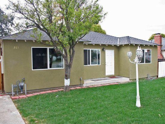 265 Kirk Ave, San Jose, CA 95127