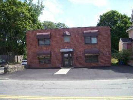 17 Fletcher Ave, Cranston, RI 02920