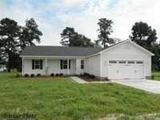 210 Wingspread Ln, Beulaville, NC 28518
