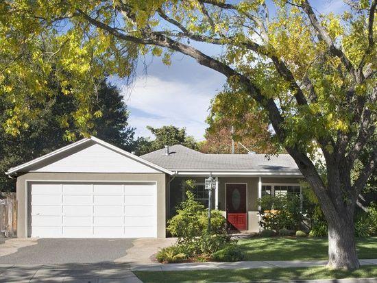 1816 Maddux Dr, Redwood City, CA 94061