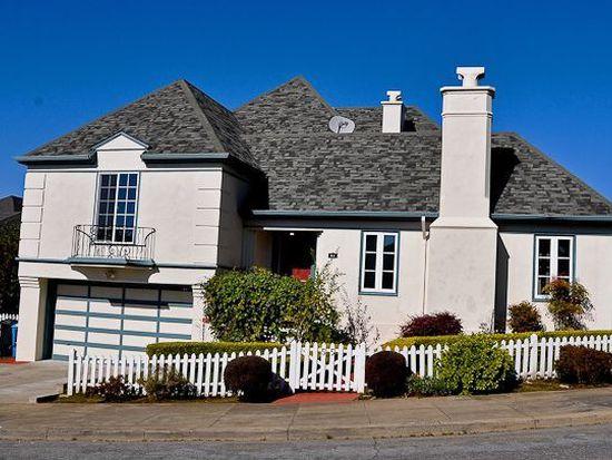 55 Cranleigh Dr, San Francisco, CA 94132