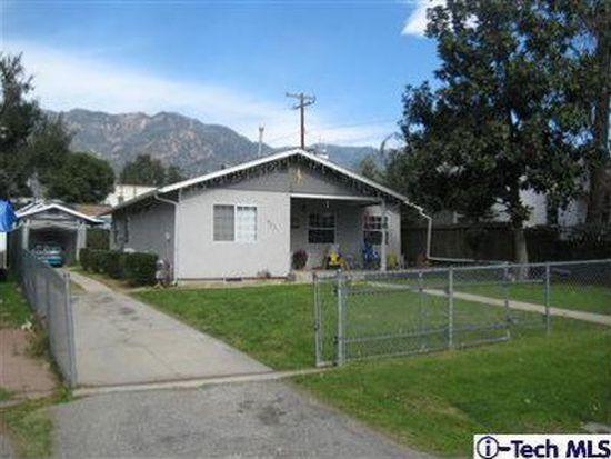 863 E Sacramento St, Altadena, CA 91001