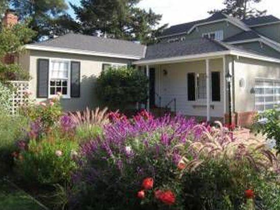 1119 Eastmoor Rd, Burlingame, CA 94010