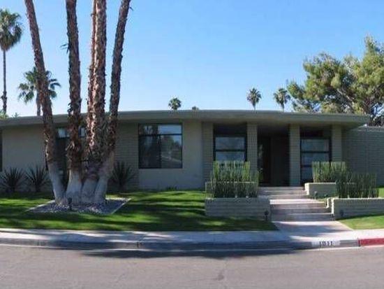 1011 E Sierra Way, Palm Springs, CA 92264