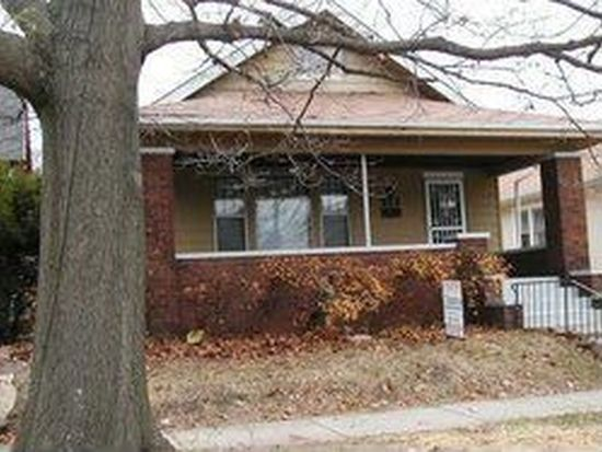 933 Hervey St, Indianapolis, IN 46203