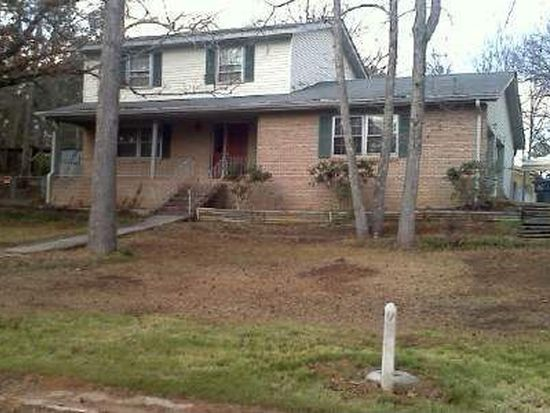 101 Hawthorne Trl SW, Milledgeville, GA 31061