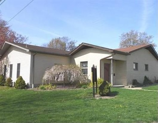 550 Grant St, Mercer, PA 16137