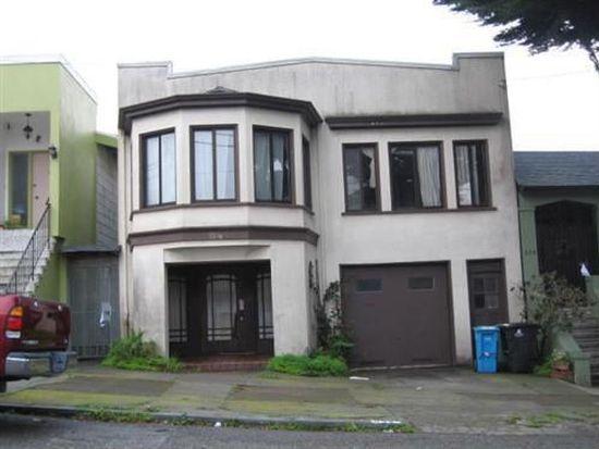 832 34th Ave, San Francisco, CA 94121