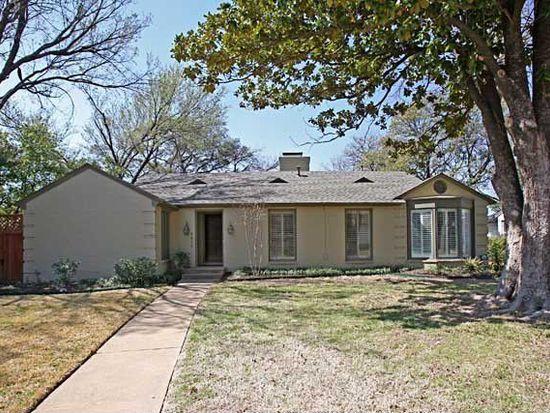 6605 Robin Rd, Dallas, TX 75209