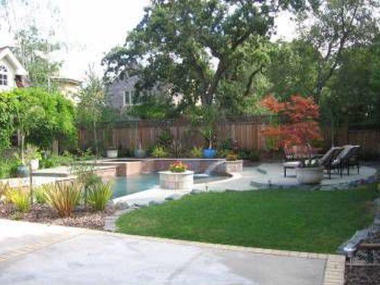 1816 Santa Cruz Ave, Menlo Park, CA 94025