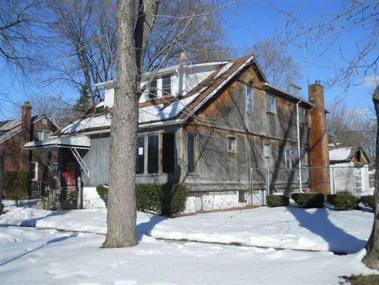 16508 Strathmoor St, Detroit, MI 48235