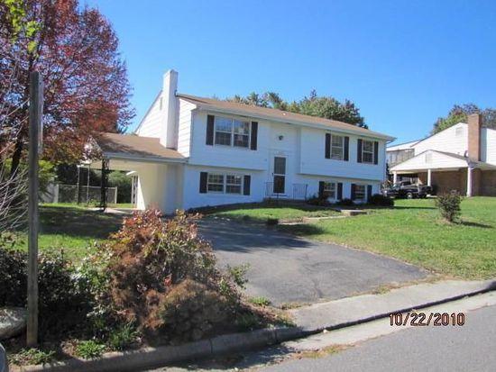5338 N Lake Dr, Roanoke, VA 24019