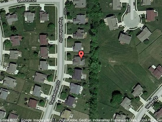 6243 Twyckenham Dr, Indianapolis, IN 46236