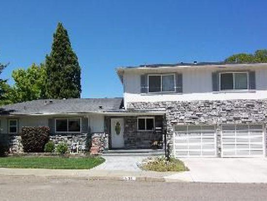 630 Webber St, Napa, CA 94559