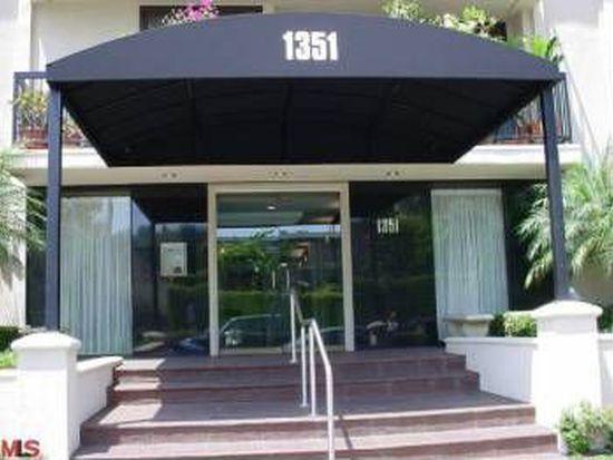 1351 N Crescent Heights Blvd APT 109, West Hollywood, CA 90046