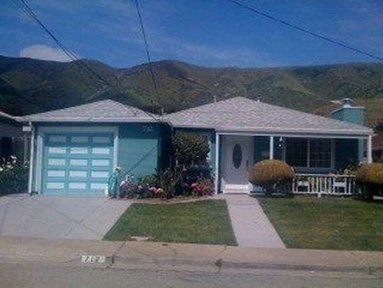 712 Hemlock Ave, South San Francisco, CA 94080