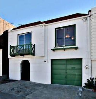 191 Cora St, San Francisco, CA 94134