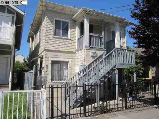 828 Athens Ave, Oakland, CA 94607