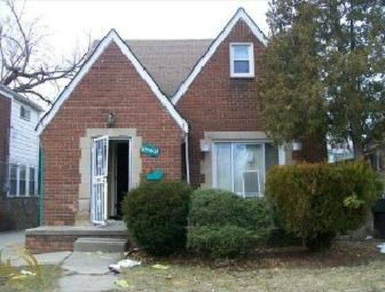 16861 Harlow St, Detroit, MI 48235