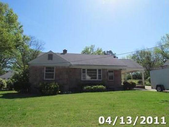 3300 Ridgecrest St, Memphis, TN 38127