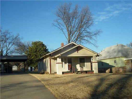 1420 W Mansur Ave, Guthrie, OK 73044