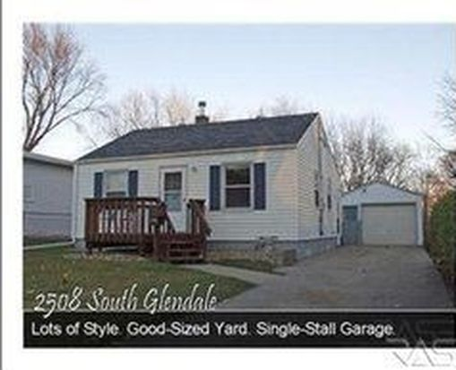 2508 S Glendale Ave, Sioux Falls, SD 57105