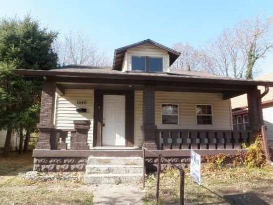 1040 n holmes ave indianapolis in 46222 zillow for Zillow indianapolis rent