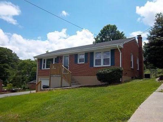 3606 Bunker Hill Dr, Roanoke, VA 24018