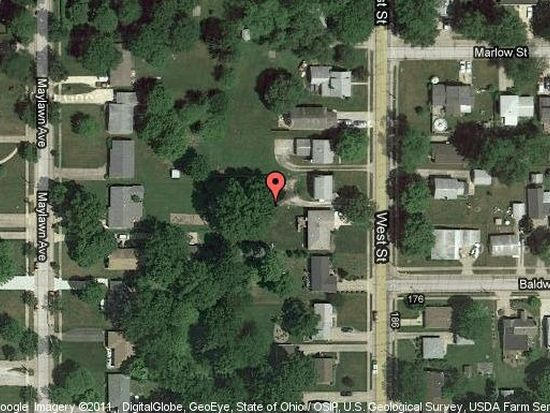 318 West St, Wadsworth, OH 44281