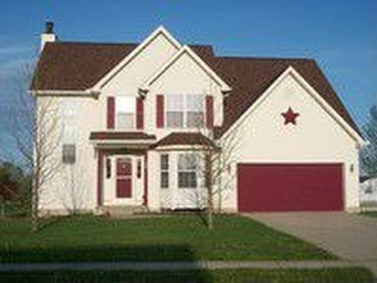 108 Grove Run Rd, Commercial Point, OH 43116